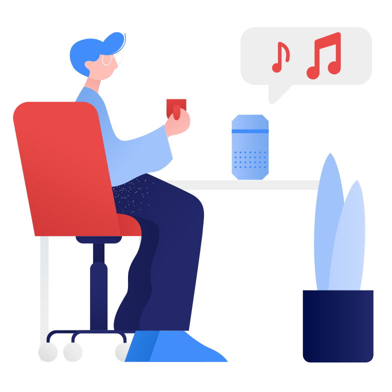 style Smart speaker Vector images in PNG and SVG | Icons8 Illustrations