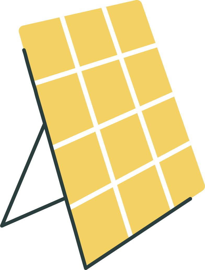 solar battery Clipart illustration in PNG, SVG