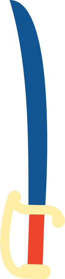 saber Clipart illustration in PNG, SVG