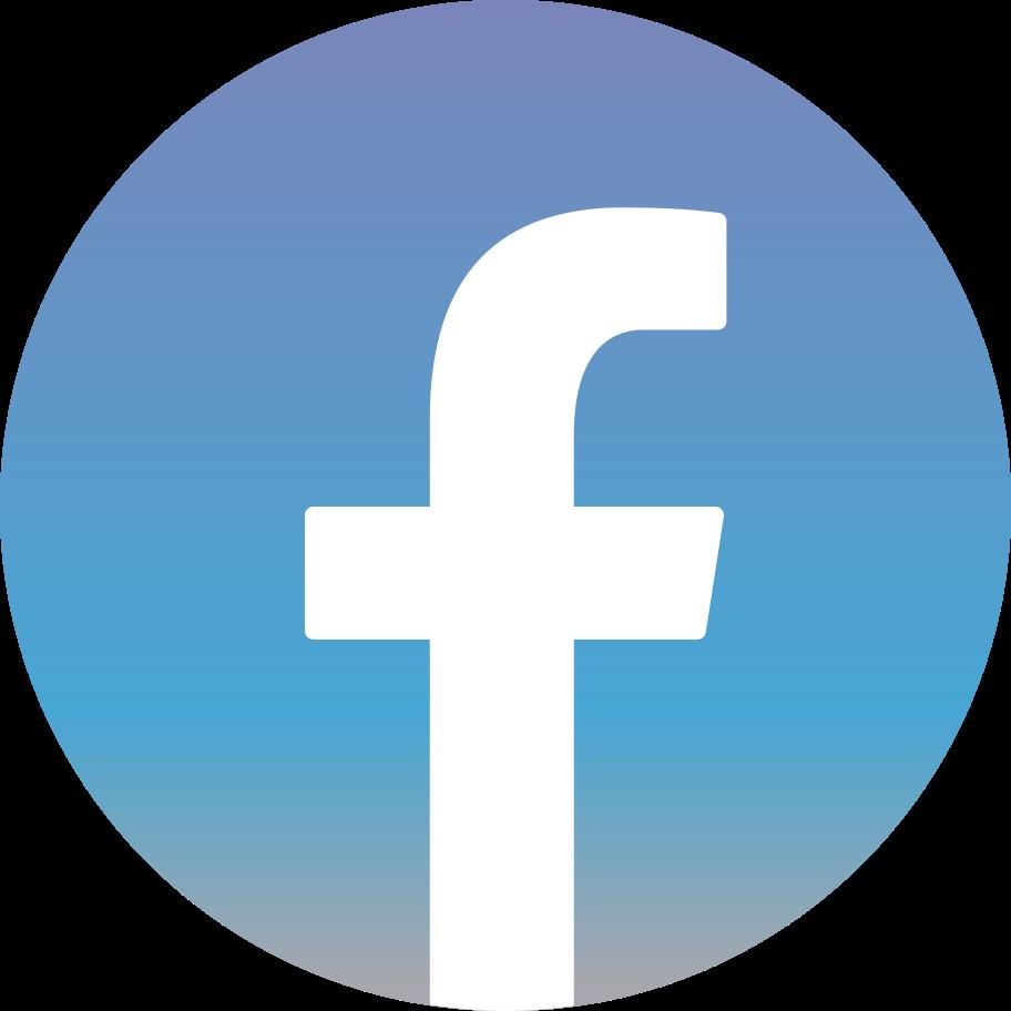 facebook logo Clipart illustration in PNG, SVG