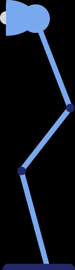 floor lamp Clipart illustration in PNG, SVG