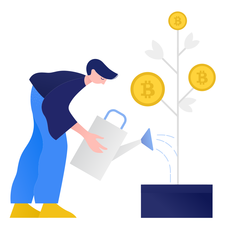style Bitcoin growth Vector images in PNG and SVG   Icons8 Illustrations