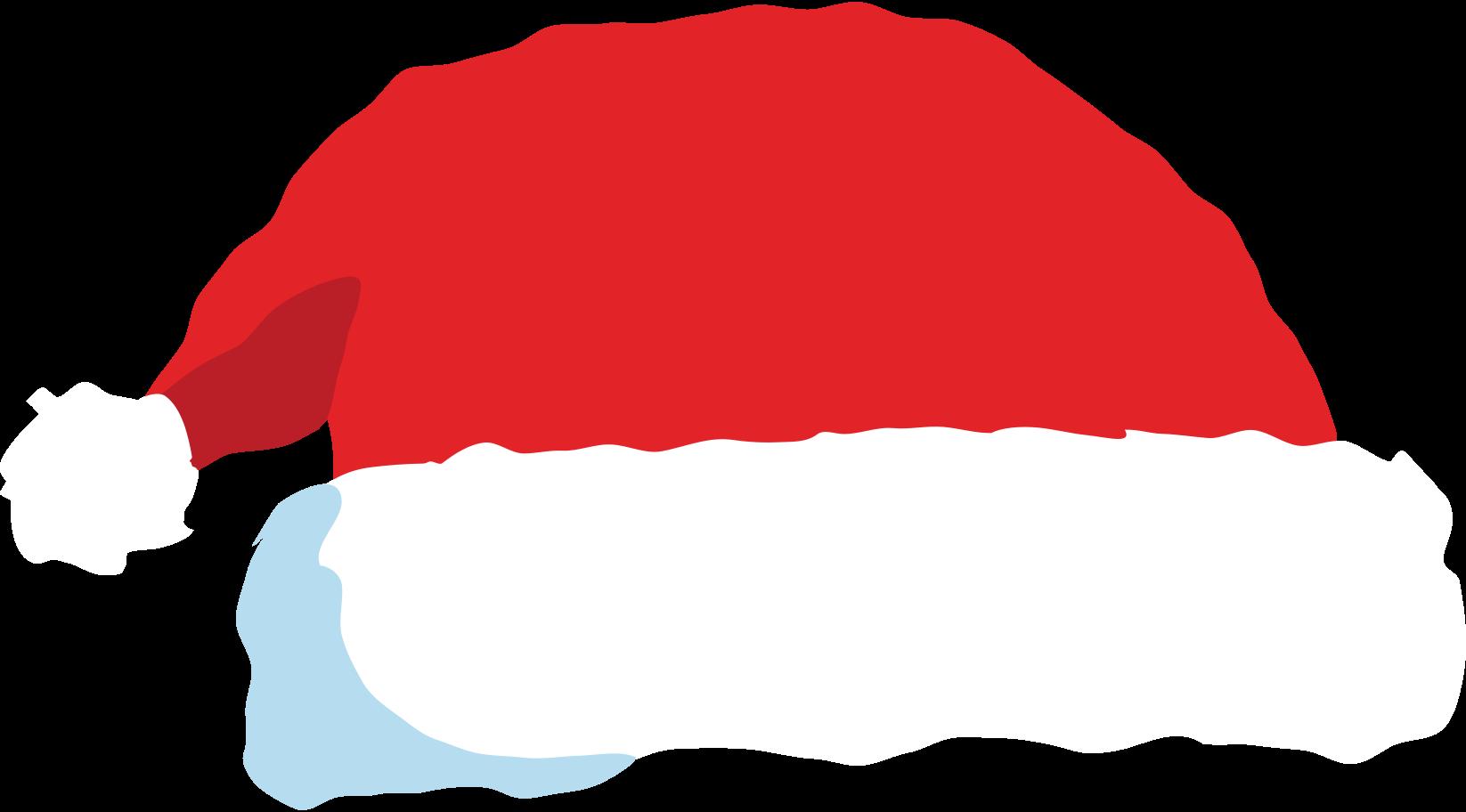 christmas hat side Clipart illustration in PNG, SVG
