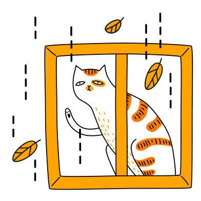 style Fall has come images in PNG and SVG | Icons8 Illustrations