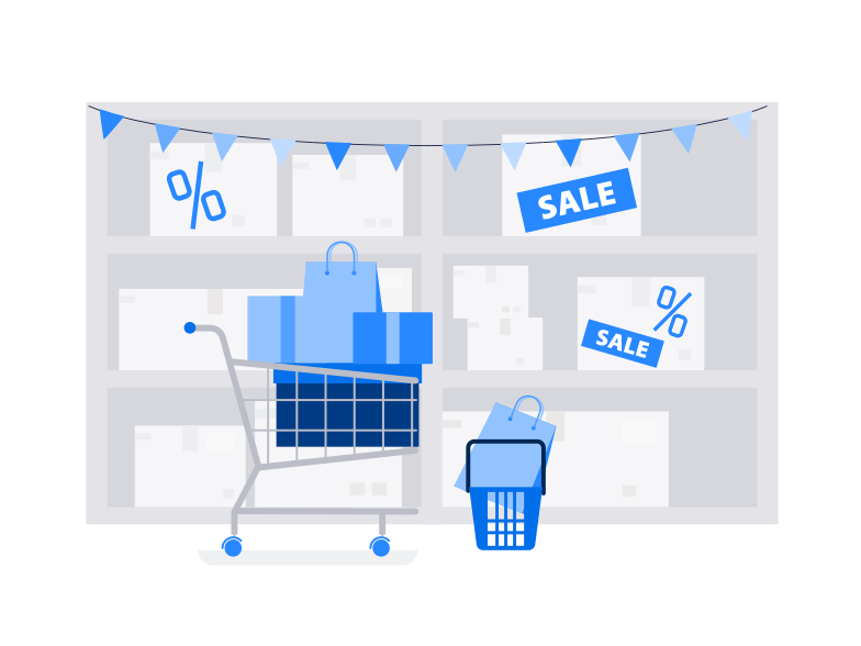 style Total Sale Vector images in PNG and SVG | Icons8 Illustrations