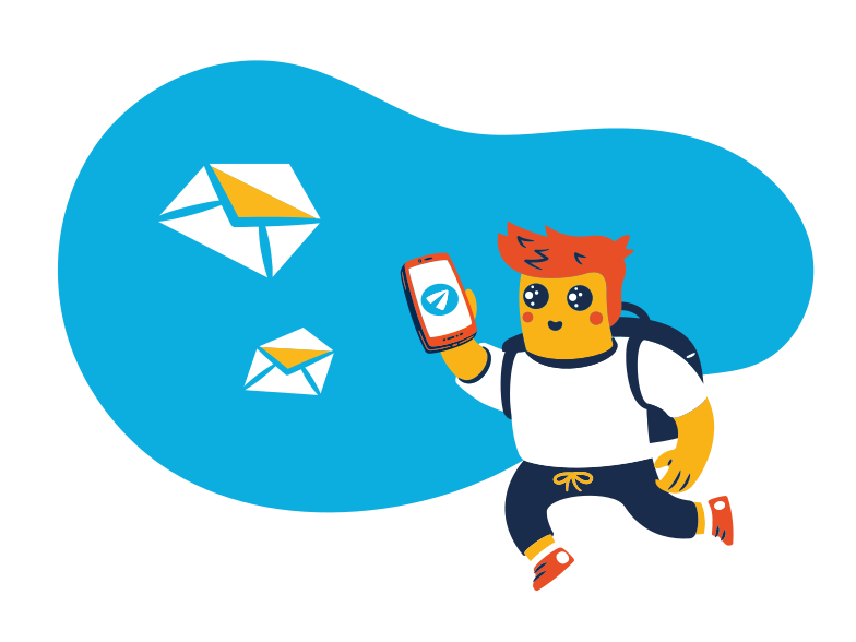 Messages Clipart illustration in PNG, SVG