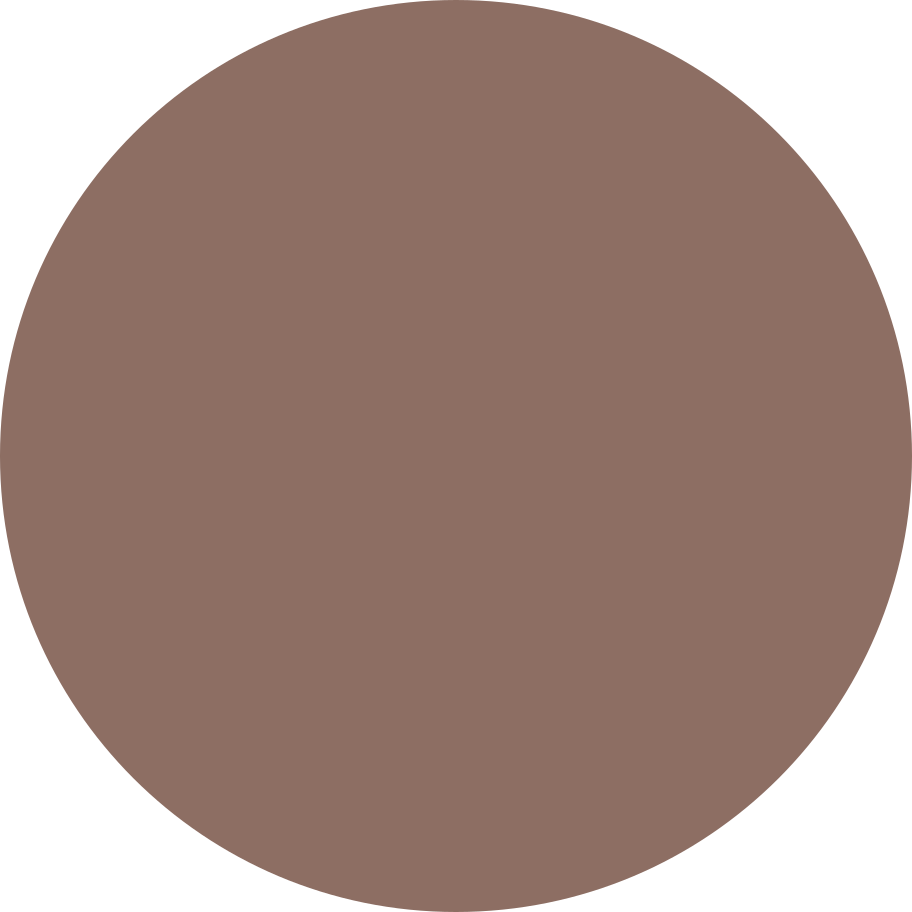 circle brown Clipart illustration in PNG, SVG