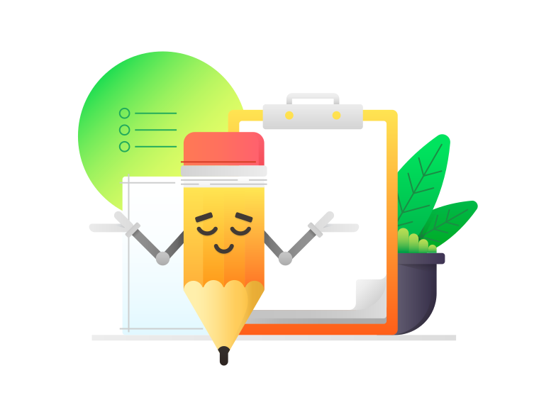 List is empty Clipart illustration in PNG, SVG