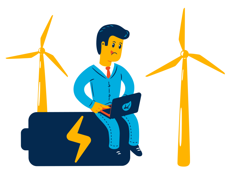 style Wind power Vector images in PNG and SVG | Icons8 Illustrations