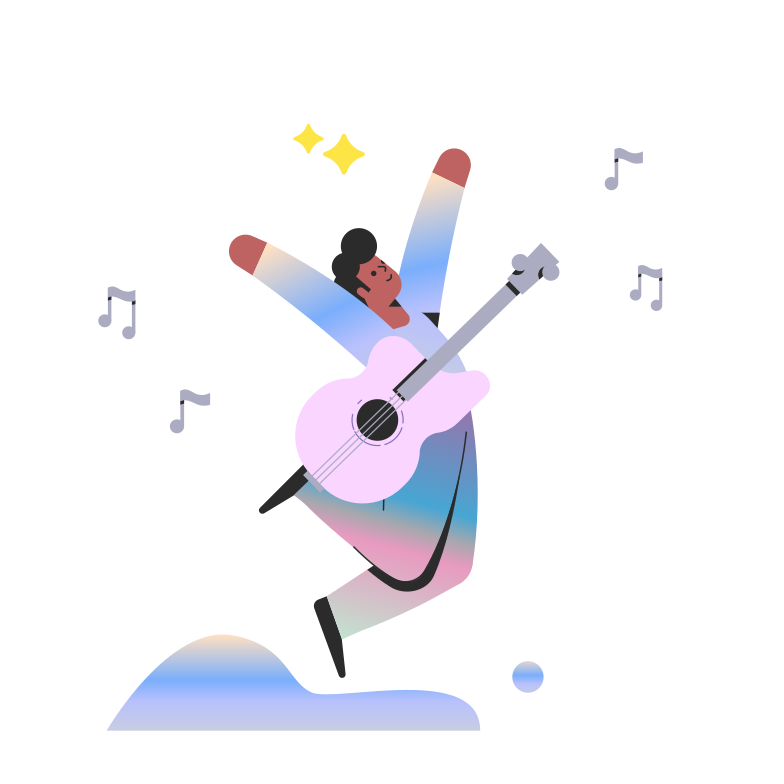style Rock music star Vector images in PNG and SVG | Icons8 Illustrations