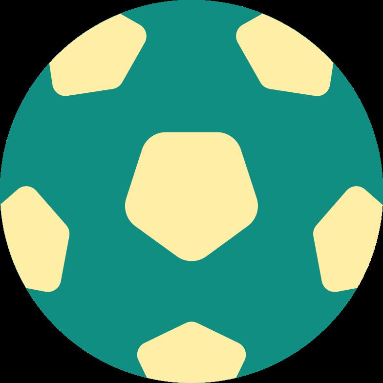 soccer ball Clipart illustration in PNG, SVG