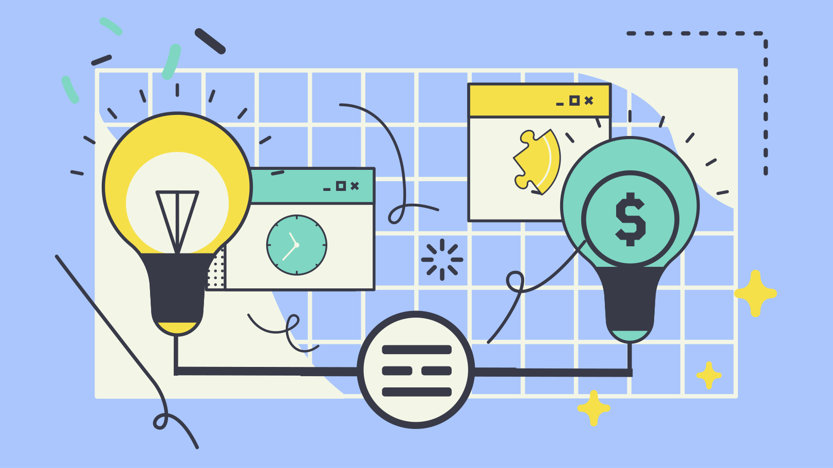 style Great ideas lead to great money images in PNG and SVG   Icons8 Illustrations