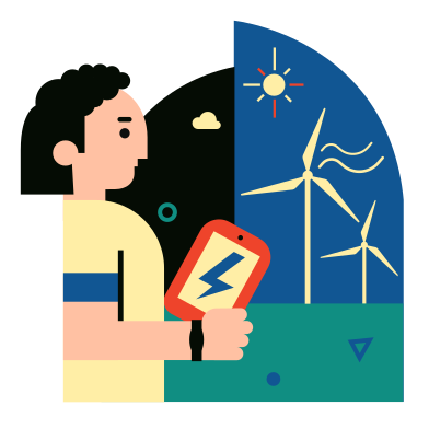 style Wind generators images in PNG and SVG | Icons8 Illustrations
