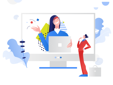 style Online management images in PNG and SVG | Icons8 Illustrations