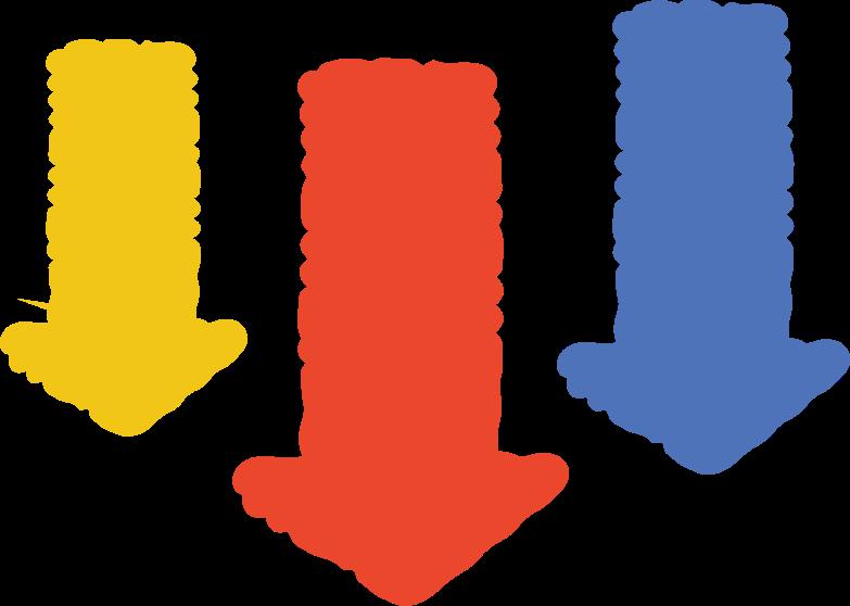 arrows Clipart illustration in PNG, SVG