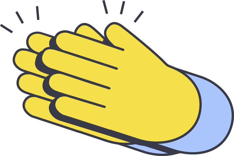style clapping hands Vector images in PNG and SVG | Icons8 Illustrations