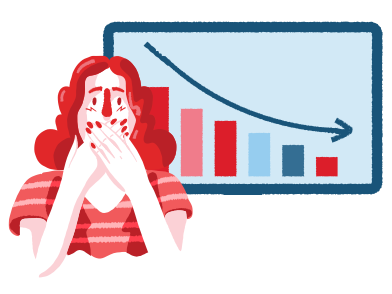 style Scared of drop images in PNG and SVG | Icons8 Illustrations