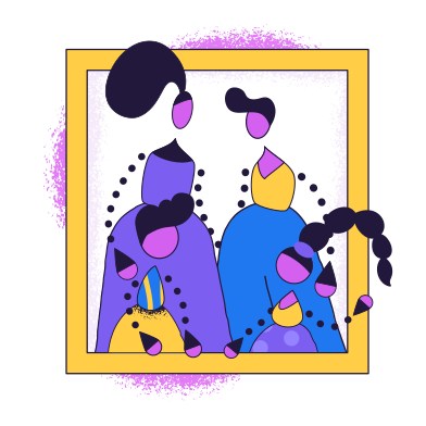 style Familienfoto images in PNG and SVG | Icons8 Illustrations