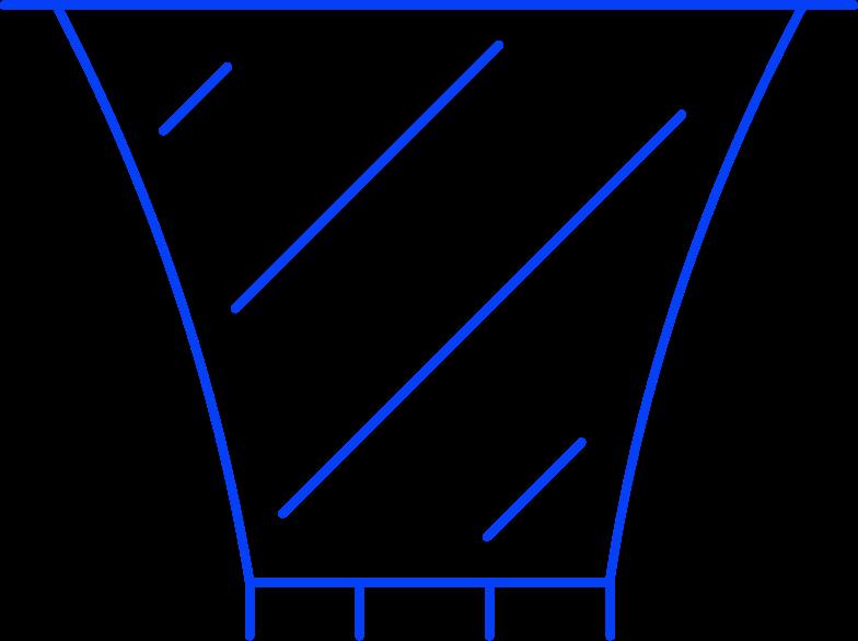 basketball bin Clipart illustration in PNG, SVG