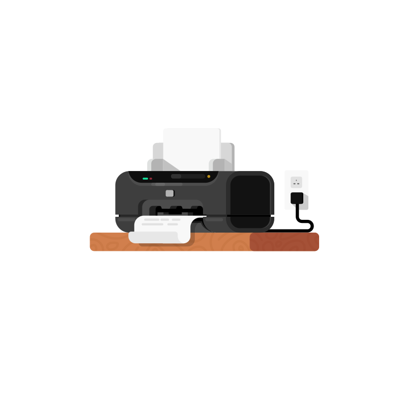 style Printer Vector images in PNG and SVG | Icons8 Illustrations