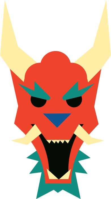 style dragon mask images in PNG and SVG | Icons8 Illustrations