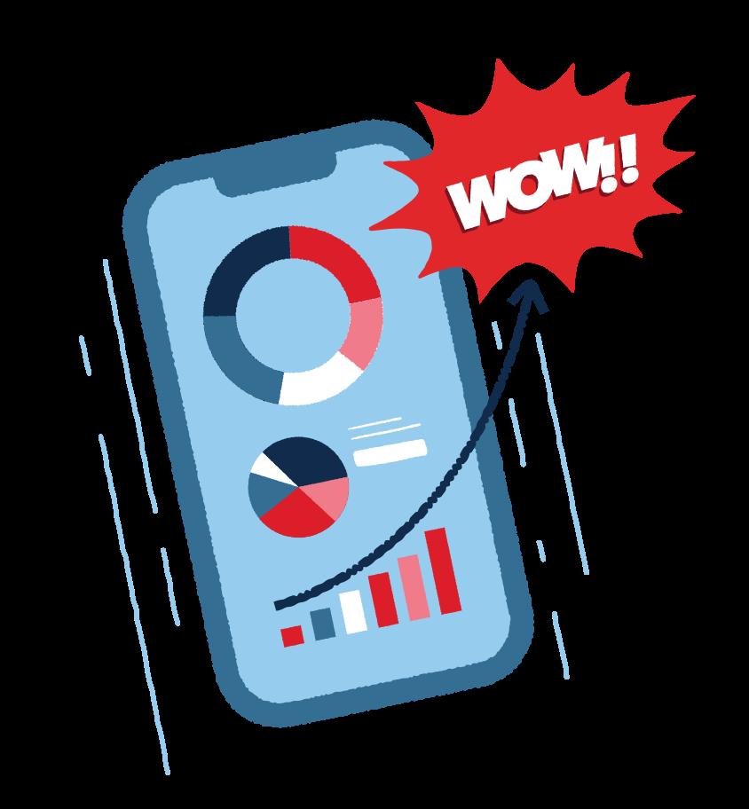 Profit Clipart illustration in PNG, SVG