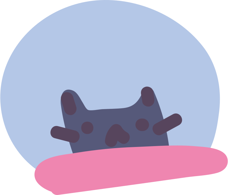 astranaft cat Clipart illustration in PNG, SVG