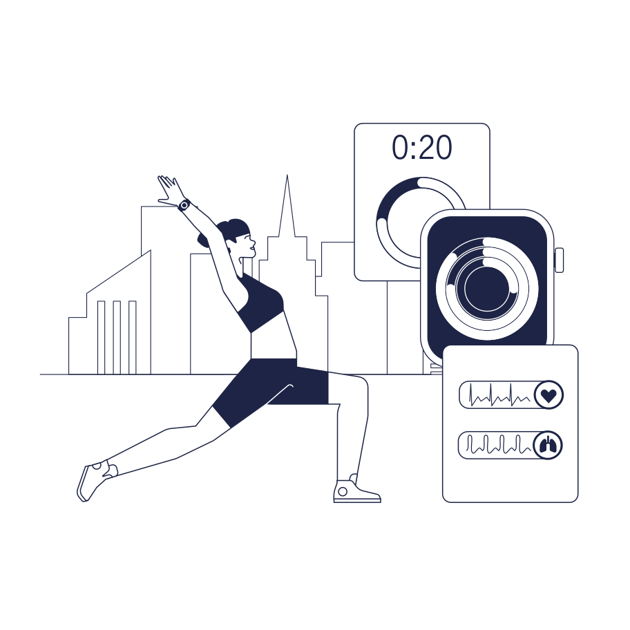 style Smart Yoga Vector images in PNG and SVG | Icons8 Illustrations