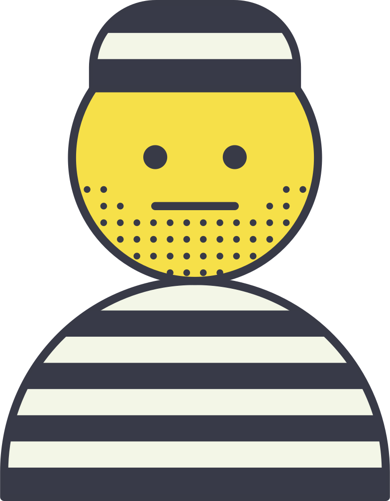 style prisoneer Vector images in PNG and SVG | Icons8 Illustrations