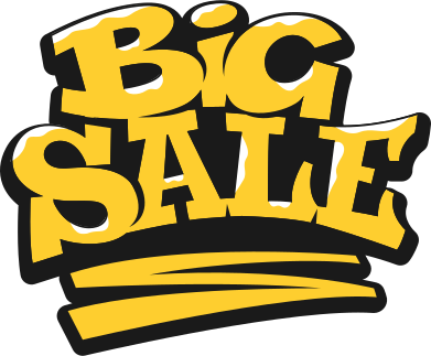 style big sale images in PNG and SVG | Icons8 Illustrations