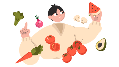 style Healthy life images in PNG and SVG | Icons8 Illustrations