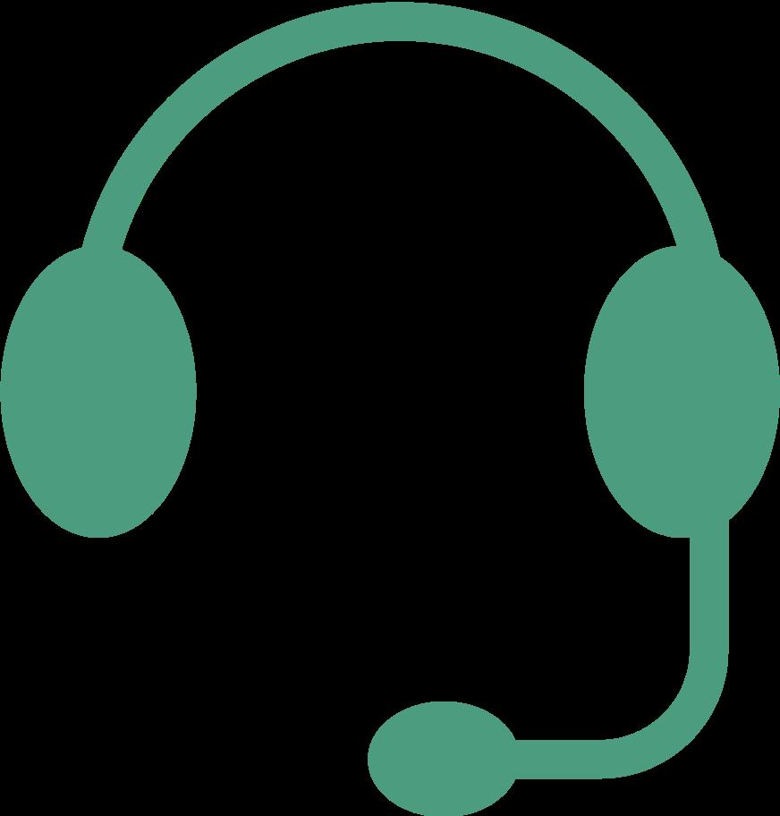 headphones Clipart illustration in PNG, SVG