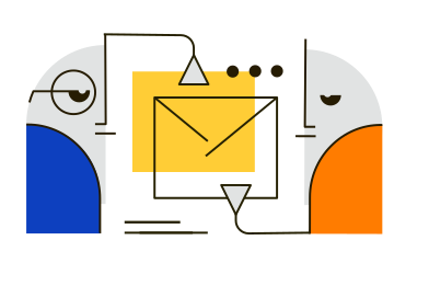 style Sending a message images in PNG and SVG | Icons8 Illustrations