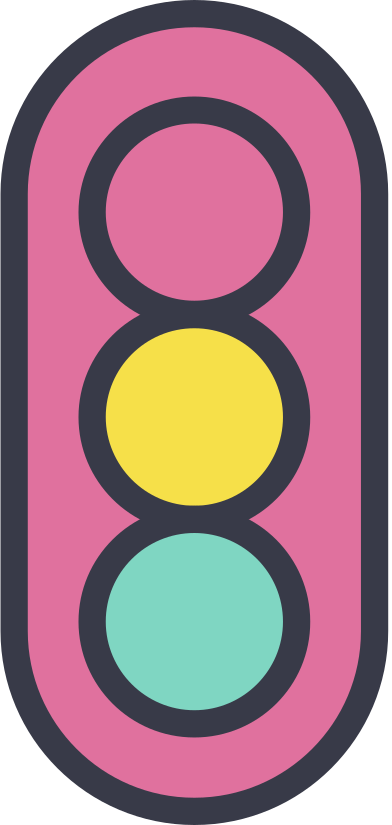 style traffic light images in PNG and SVG | Icons8 Illustrations