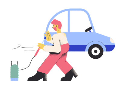 style Gas station images in PNG and SVG | Icons8 Illustrations