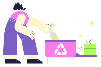 style Recycling images in PNG and SVG   Icons8 Illustrations