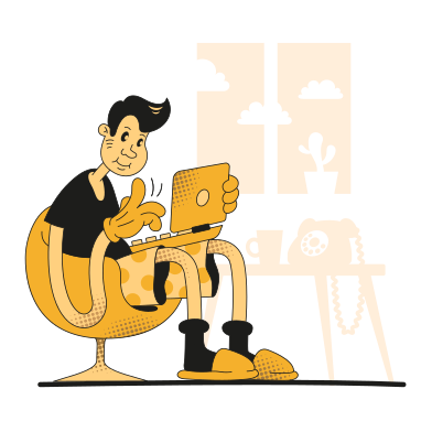 style Working at home images in PNG and SVG | Icons8 Illustrations