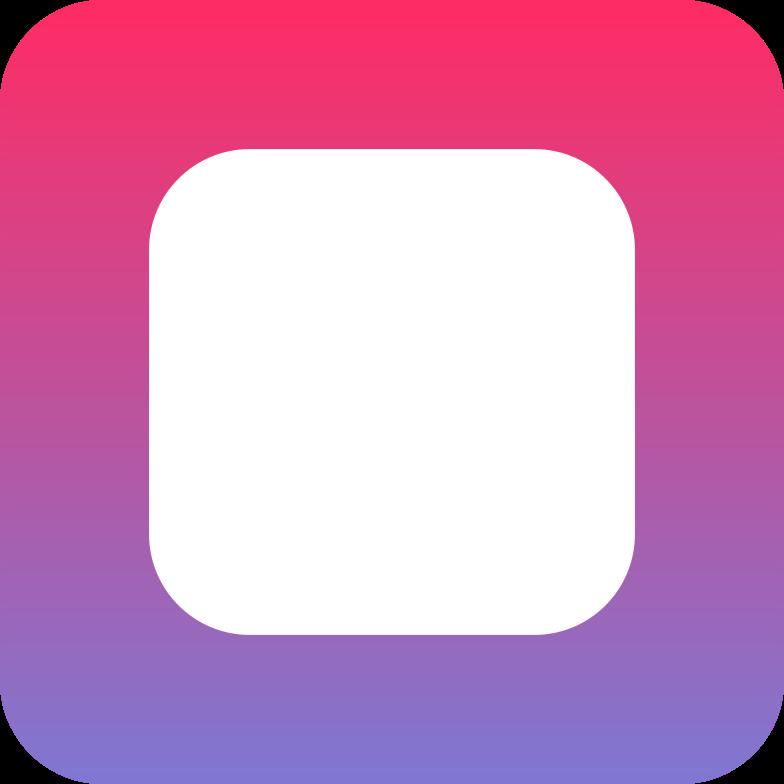 Imágenes vectoriales marco s grdnt en PNG y SVG estilo  | Ilustraciones Icons8
