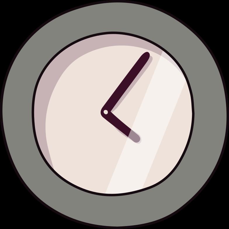 design  clock Clipart illustration in PNG, SVG