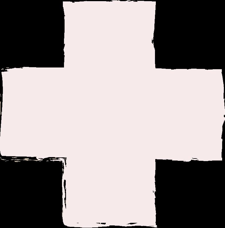 cross-light-pink Clipart illustration in PNG, SVG