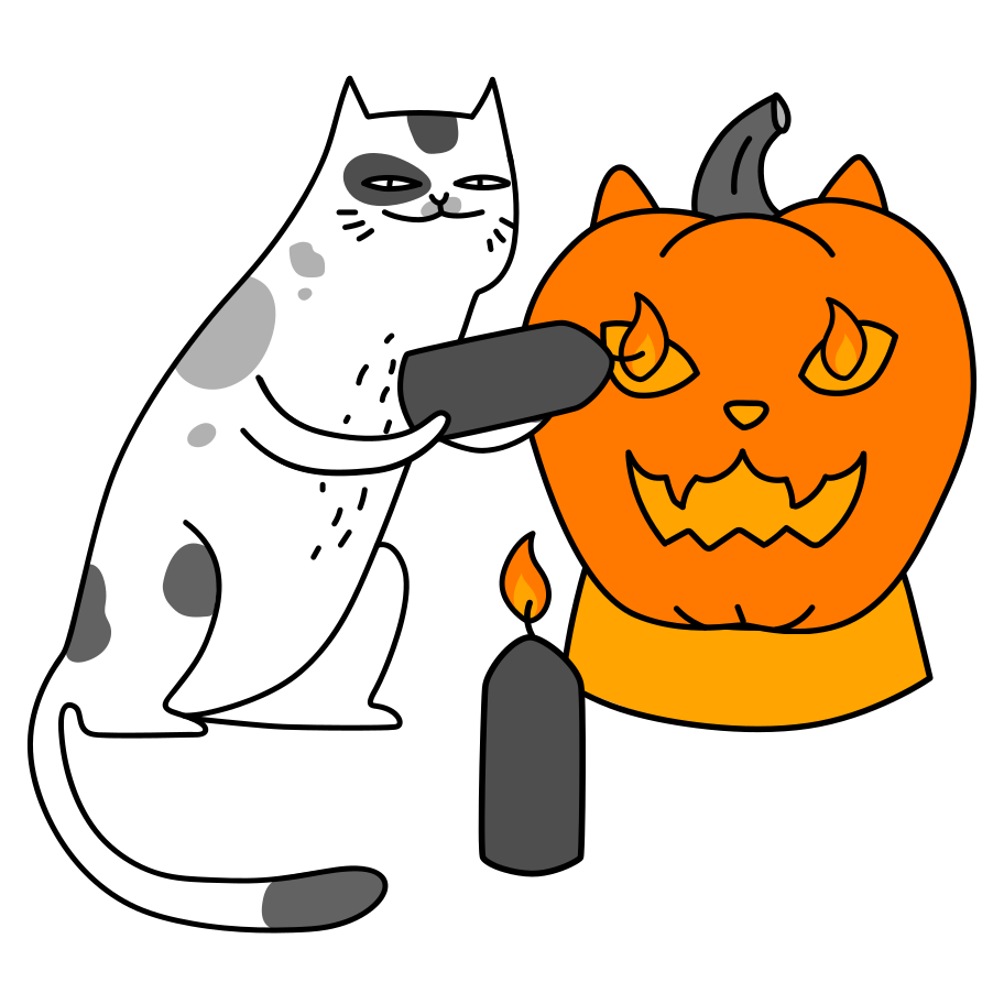 style Halloween prank  Vector images in PNG and SVG | Icons8 Illustrations