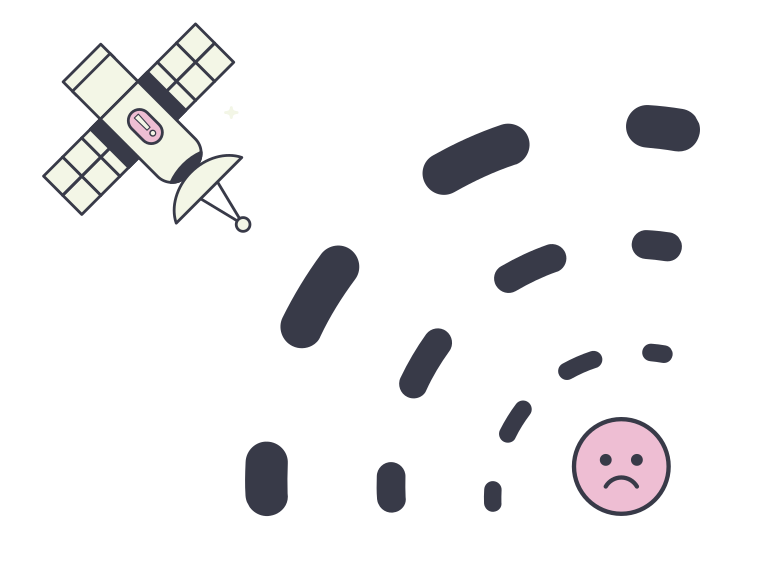 Bad connection Clipart illustration in PNG, SVG