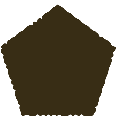 style pentagon brown images in PNG and SVG | Icons8 Illustrations