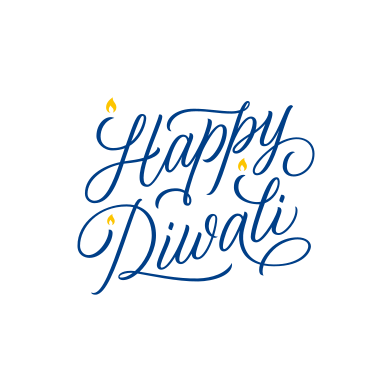 style happy diwali candles blue images in PNG and SVG | Icons8 Illustrations