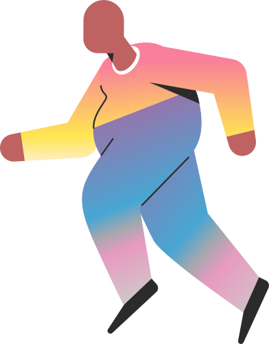 style chubby old running images in PNG and SVG | Icons8 Illustrations