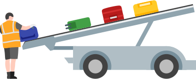 style baggage loader images in PNG and SVG | Icons8 Illustrations