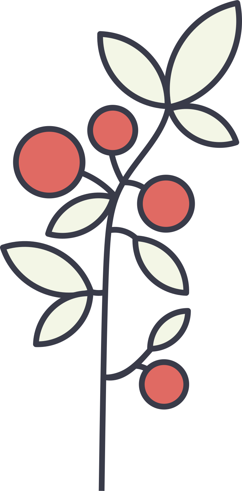 style berry bush Vector images in PNG and SVG | Icons8 Illustrations