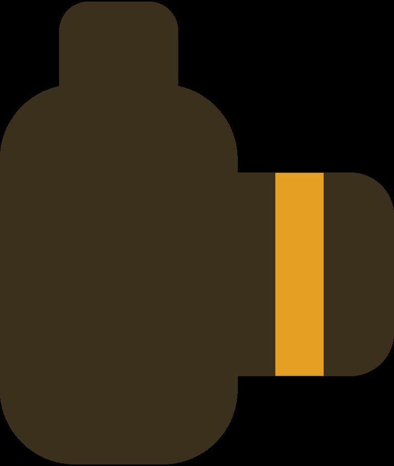 camera dslr side Clipart illustration in PNG, SVG