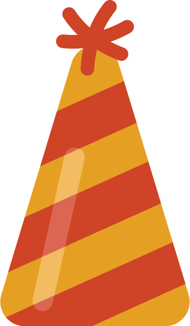 style partyhat images in PNG and SVG | Icons8 Illustrations