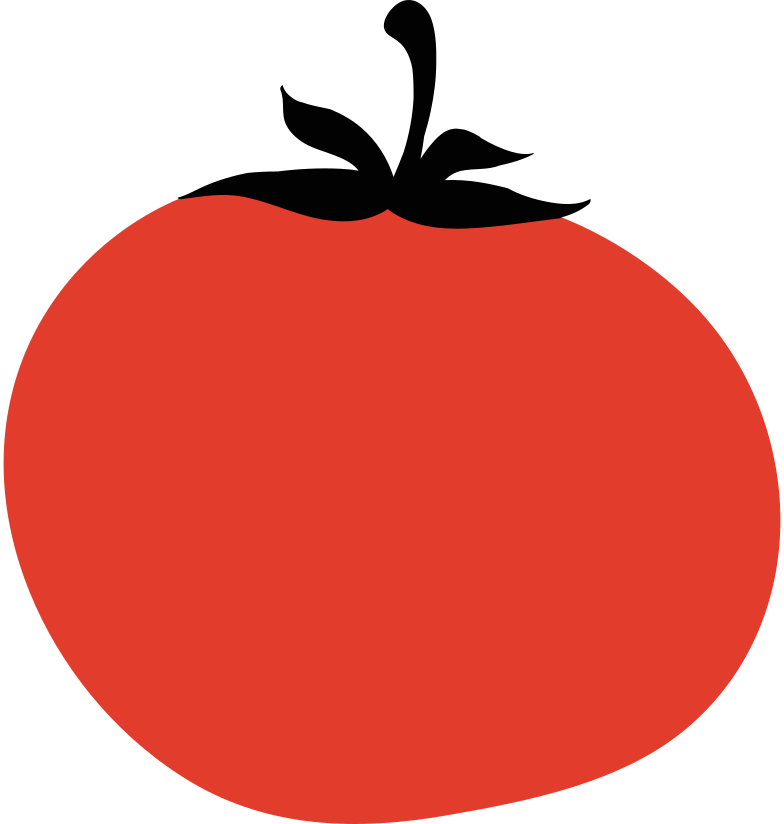 tomato Clipart illustration in PNG, SVG